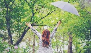 雨の日も楽しんでみようかな♪